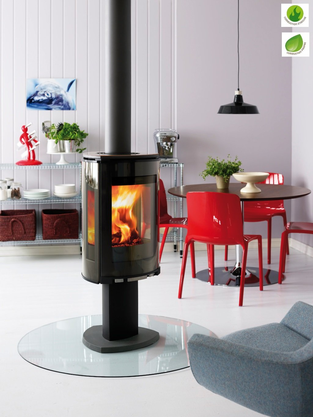 po les jotul. Black Bedroom Furniture Sets. Home Design Ideas